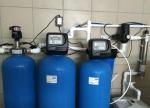 Система очистки воды для коттеджа Clack (США), производительность 2.0м3 в час, air-1054, hfi-1465, hfs-1252