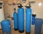 Система очистки воды для дома Clack (США), производительность 2.5м3 в час, air-1252, hfi-1665, hfs-1354